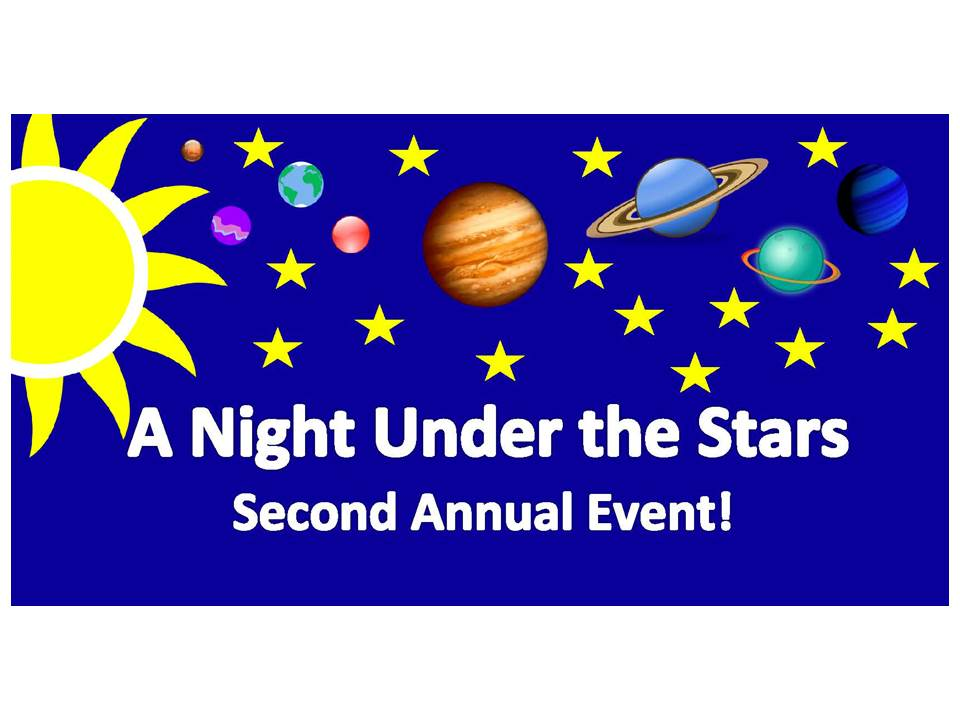 2nd Annual Night Under the Stars